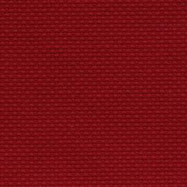 Kanwa 14ct (54 oczka/10 cm) czerwony