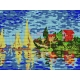 Regaty w Argenteuil wg Claude Monet (No 342)