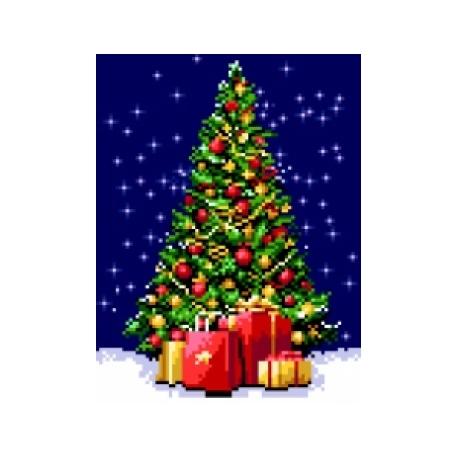 Boże Narodzenie - Choinka (No 5804)