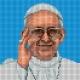 Papież Franciszek (No 5808)