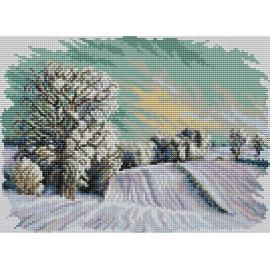 Cztery pory roku - zima (No 5286)