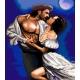 Haft krzyżykowy - do wyboru: kanwa z nadrukiem, nici Ariadna/DMC, wzór graficzny - Taniec w blasku księżyca (No 7235)