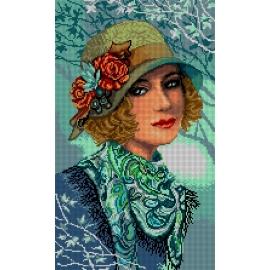 Kobieta w kapeluszu (No 7269)