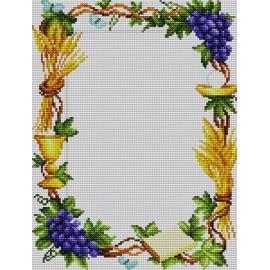 Komunia święta (No 5294) - obrazek do haftowania