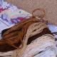 Dzieci - Zestaw do haftu z nićmi