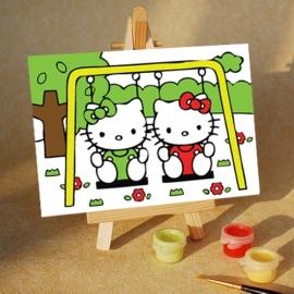 Hello Kitty huśtawka (No MA112)