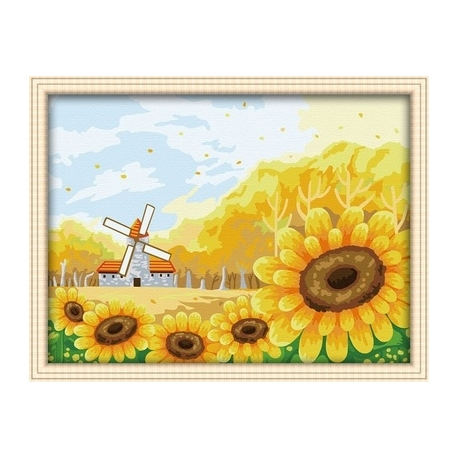 Słoneczniki (No ME013)