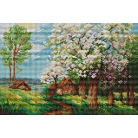 Wiosenny ogród (No 94647)