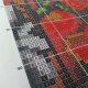 Haft krzyżykowy - do wyboru: kanwa z nadrukiem, nici Ariadna/DMC, wzór graficzny - Zakochani - zachód słońca (No 7299) VI