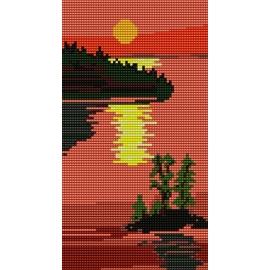 Wschód słońca (No 5034)