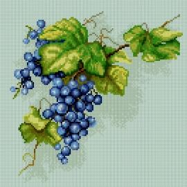 Winogorna - kiść winogron (No 7293)