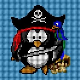 Pingwin pirat (No 5733)