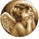 Aniołek - zestaw do haftu