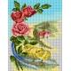 Wielkanoc pisklęta róże (No 5866)