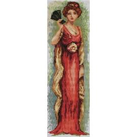 Kobieta z wachlarzem (No 94544)