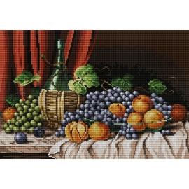 Martwa natura - owoce (No 7053)