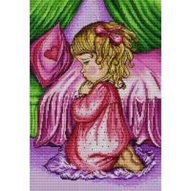 Modlitwa dziewczynki (No 7063)