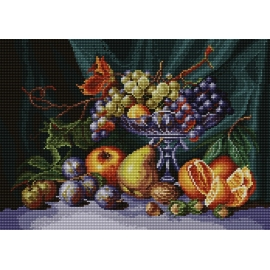 Martwa natura -  patera z owocami (No 7081)