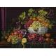 Martwa natura - waza z owocami (No 7083)
