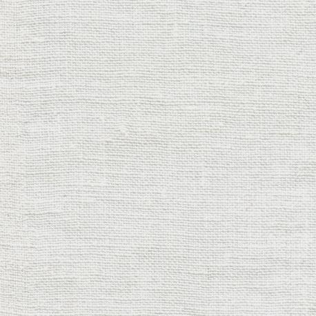 100% biały len 280g/m2