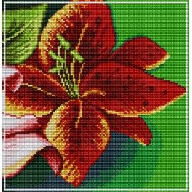 Dyptyk cz. 2 - kwiaty (No 7113)