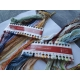 Haft krzyżykowy - Śpiąca królewna - zestaw do haftu na gładkiej kanwie