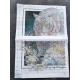 Haft krzyżykowy - Tygrys wzór na papierze do haftu