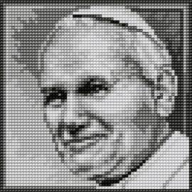 Papież - Jan Pawel 2 (No 5642)