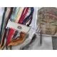 Haft krzyżykowy - Cyganka - zestaw do haftu na gładkiej kanwie