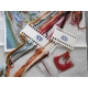 Haft krzyżykowy - Hiszpanka - zestaw do haftu na gładkiej kanwie