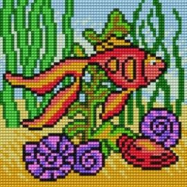 Rybka i muszle (No 5605)