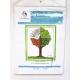 Haft krzyżykowy - Drzewo z czterema porami roku - zestaw do haftu
