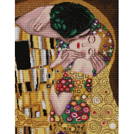 Pocałunek wg Gustav Klimt (No 7147)