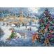 Haft krzyżykowy - Celebracja świąt - zestaw do haftu